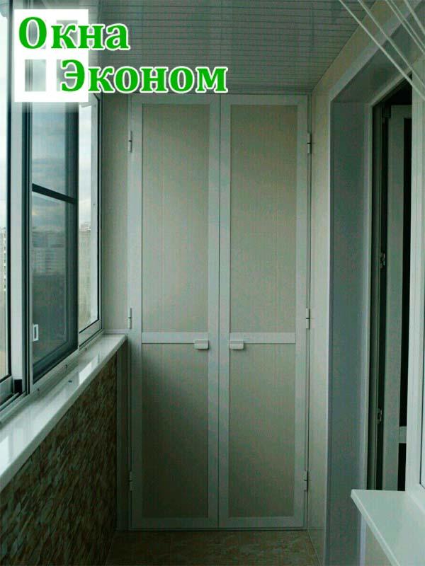 Балконы ключ остекление утепление