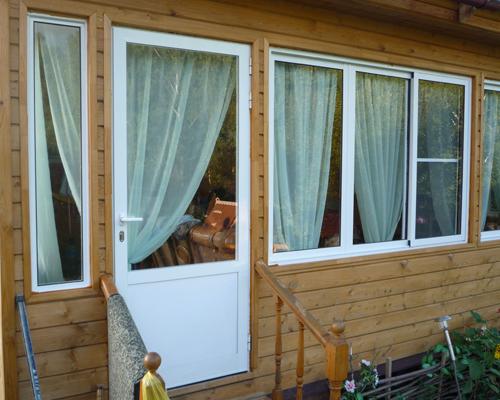 Как сделать дачное окно